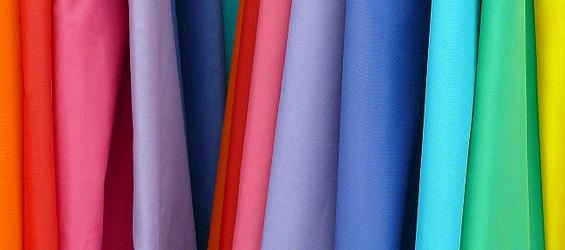 Use Contrasting Fabrics